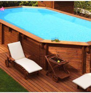 où dois-je plutôt acheter ma piscine en bois ?