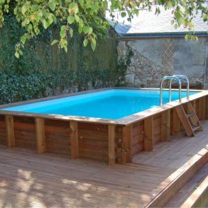 Qu'est-ce qu'une piscine en bois ?