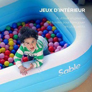 Informations utiles sur les piscines gonflables pour les enfants