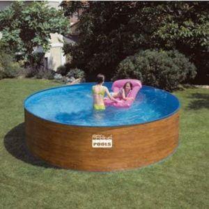 Définir une piscine en bois hors-sol ?
