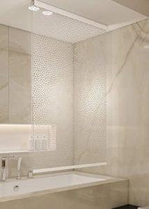 Tout savoir sur le type de rideau douche PEVA