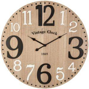 Tout ce qu'il faut savoir sur l'horloge murale Atmosphera Vintage