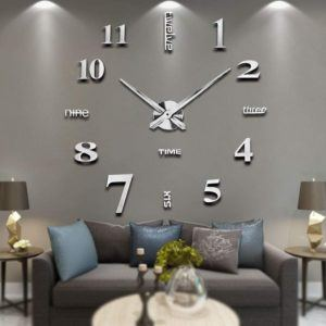 Comment réduire le bruit de l'horloge murale ?