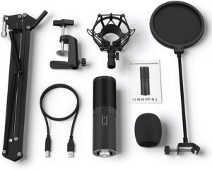 Quels sont les critères d'achat du microphone ?