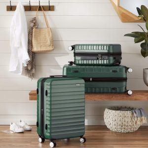 Évaluation de valise Eastpak Tranverz L