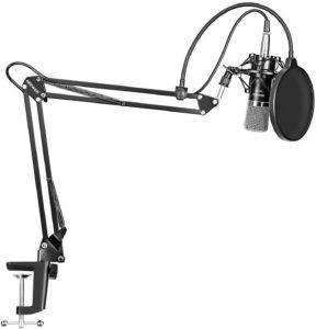 Comment fonctionne un microphone ?