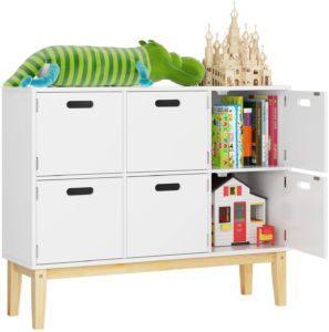 Quels types de meubles de rangement existe-t-il ?