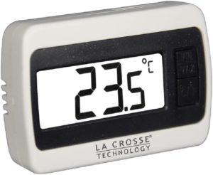 Petit thermomètre d'intérieur La Crosse Technology