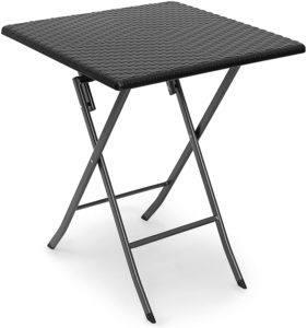 Comment fonctionne une table pliante ?