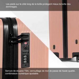 Évaluation de valise Samsonite S'Cure Spinner 75