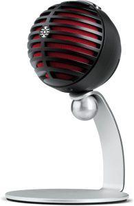 Fonctionnalités importantes du microphone Shure MV5