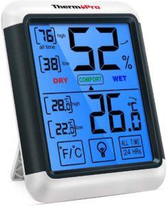 Thermomètre hygromètre ThermoPro