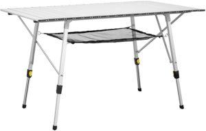 Quels sont les alternatives aux tables pliantes?