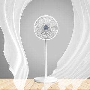 Un ventilateur silencieux sur pied dans un comparatif gagnant