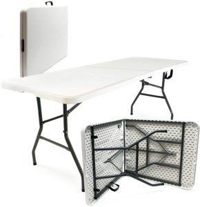 Qu'est-ce qu'une table pliante ?