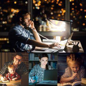 Les meilleures alternatives pour une lampe de bureau