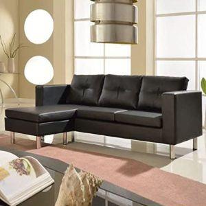 Le types du canapé d'angle
