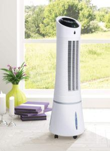 Qu'est-ce qu'un climatiseur mobile sans évacuation?