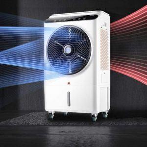 Donner les critères des climatiseurs mobiles sans évacuation ?