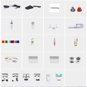 Les différentes fonctions proposées par les machines à coudre