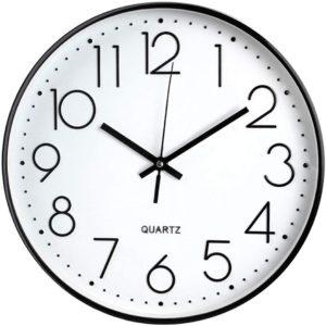 Quelles sont les fonctionnalités de l'horloge murale industrielle ?