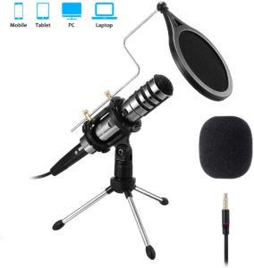 Caractéristiques du microphone électrodynamique