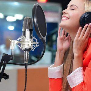 Caractéristiques du microphone à ruban