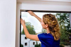 Donner les types des moustiquaires de fenêtre ?