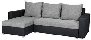 Le types du canapé trois places