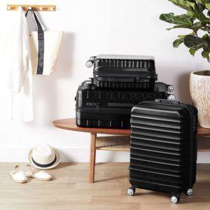 Essai de produit en matière de solidité de la valise