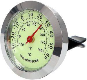 Rédultat du Test d'icônes d'un thermomètre d'intérieur