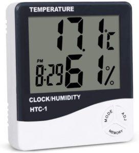 Qu'est ce qu'un thermomètre intérieur?