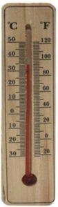 Le type de Thermomètre d'intérieur traditionnel