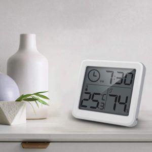 Le type de Thermomètre d'intérieur numérique