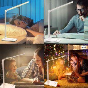 Quels types de comparatif lampe de bureau existe-t-il?