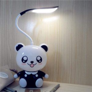 Le type lampe de bureau à vis