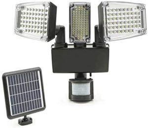 IDMarket Lampe solaire extérieure