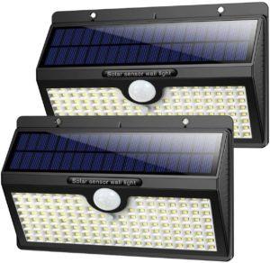 iPosible Lampe solaire extérieure