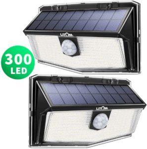 Mpow Lampe solaire extérieure