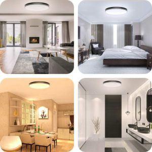 Quelles sont les alternatives aux plafonniers LED ?