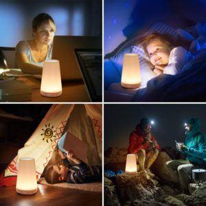 Quels sont les différens type de lampe LED?