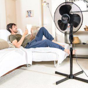 Où dois-je plutôt acheter mon ventilateur sur pied ?
