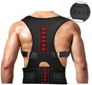 Description d'un correcteur de posture sans bretelles dans un comparatif