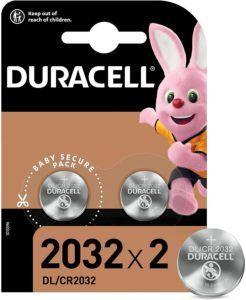 Quels sont les avis sur les piles Duracell 2032 ?