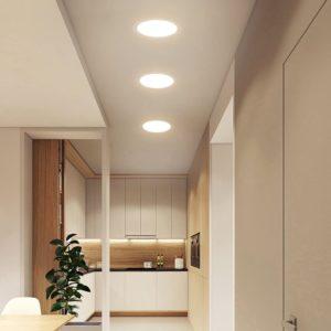 Comment fonctionne un plafonnier LED ?