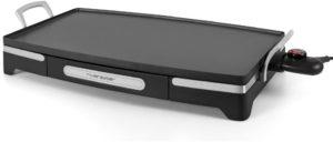 Descriptif de la plancha électrique Riviera & Bar QP350A dans un comparatif