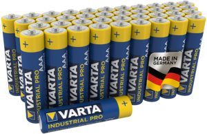 Comment évaluer les piles Varta 80411286501?