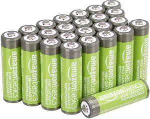 Évaluation du pile AA energizer ultimate lithium