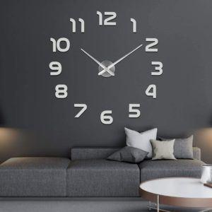 Horloge murale 3D sans cadre Soledì