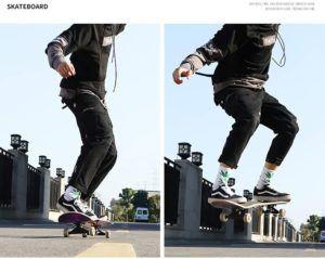 Description du skateboard électrique